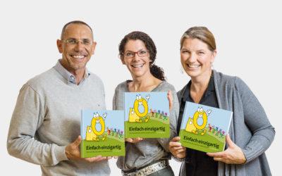 """Charity-Bilderbuch-Projekt """"Einfach einzigartig"""""""